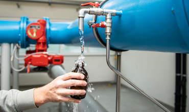 Messwerte Trinkwasser